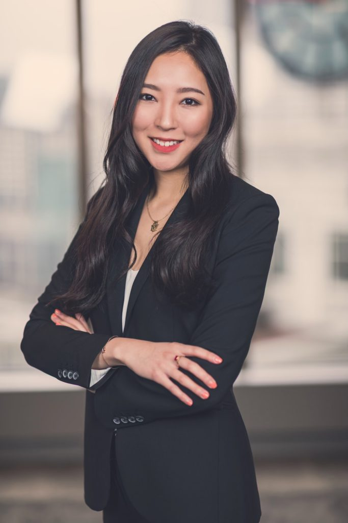 Onyx Law Estate Lawyer Hailee Chun