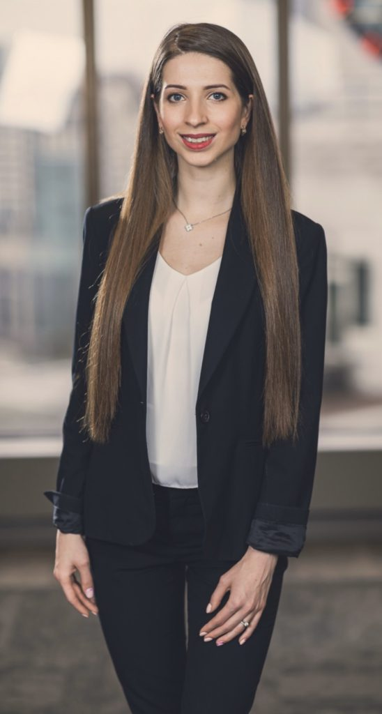 Onyx Law Family Lawyer Kira Gromova