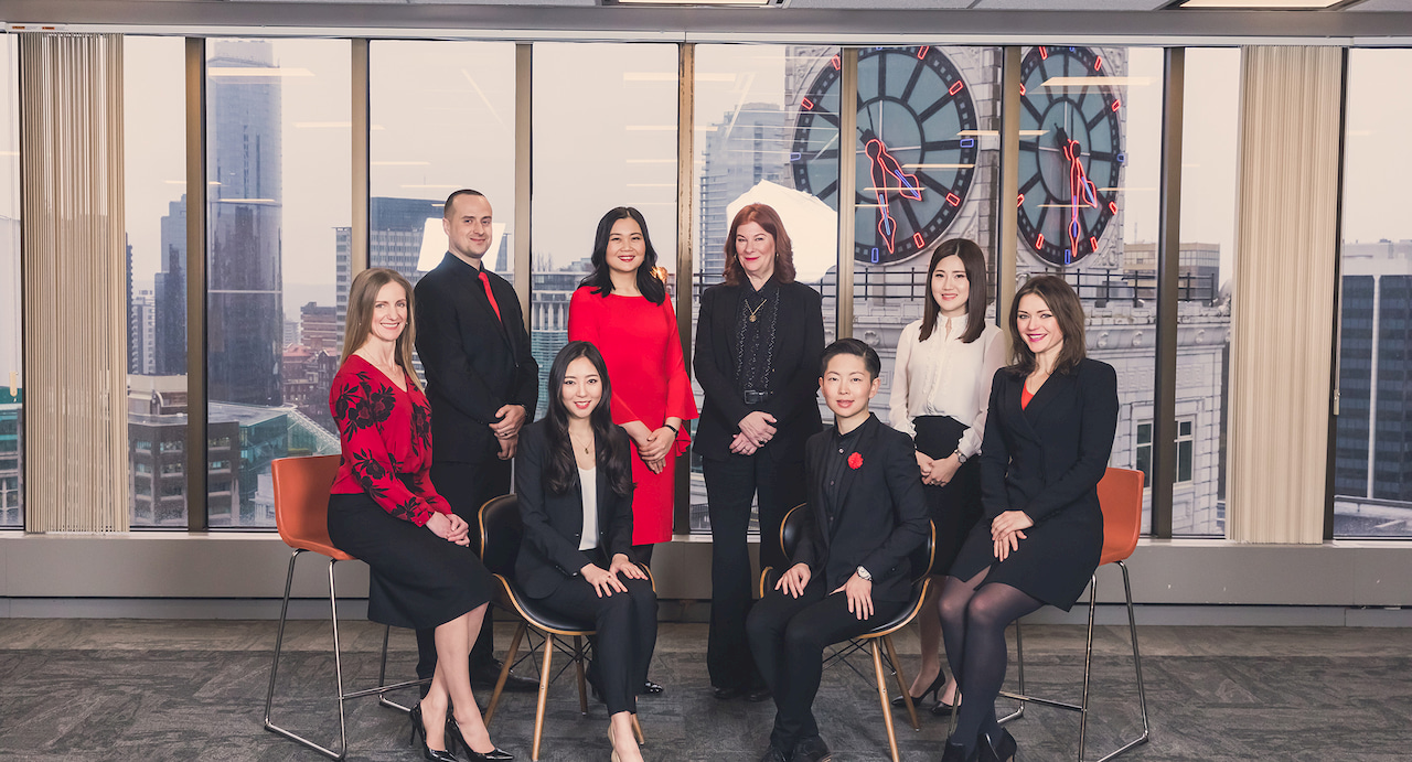 Onyx Law Vancouver estate and family lawyer team